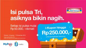 Paket internet murah three 30 GB 2018