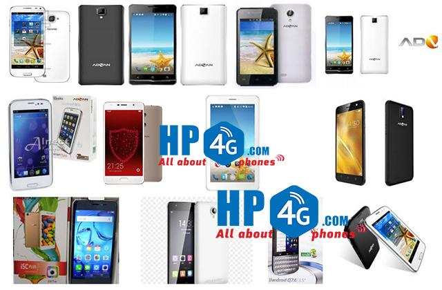 Download Firmware HP Advan
