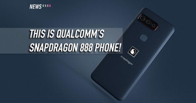 Smartphone for Snapdragon Insiders: Qualcomm's new smartphone powered by Snapdragon 888 chip
