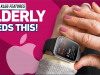 Apple Watch: Why should the elderly own one?