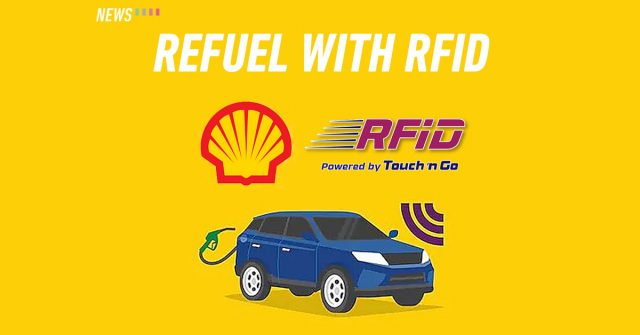 Touch 'n Go and Shell begin RFID refuelling pilot – participants get RM20 cashback