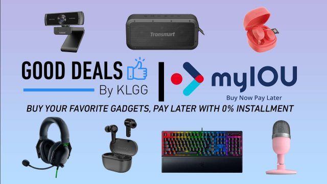 Pay later for your favorite tech gadgets with IOUpay