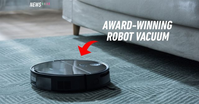 360 Robot Vacuum Cleaner S10 launched: Red Dot Award-winning vacuum priced at RM1899