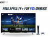 PS5 users can now get 6 months of Apple TV+ for free