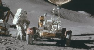 People first drove on the Moon 50 years ago today