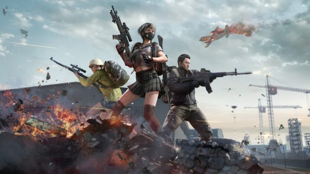 PUBG is now officially PUBG: Battlegrounds for some reason