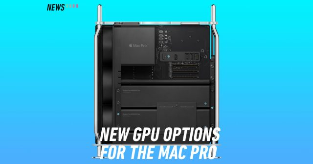 Apple Mac Pro can now be configured with AMD Radeon Pro W6800X and W6900X GPUs