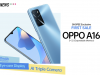 OPPO A16 first sale to begin on August 19; priced at RM529 on Shopee