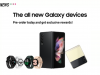 Pre-order for the Galaxy Z Fold3 and Z Flip3 now available