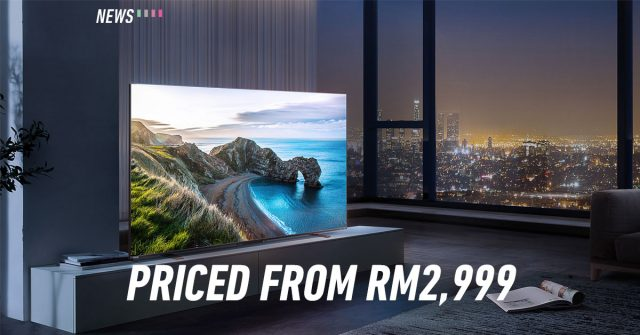 Toshiba Z770 and M550 4K Android TVs launched: Priced from RM2,999