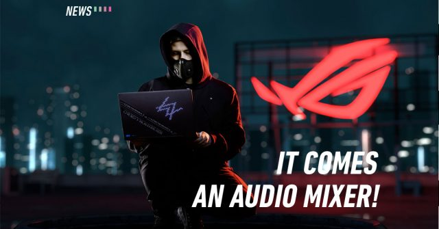 ASUS ROG Zephyrus G14 Alan Walker Special Edition launched