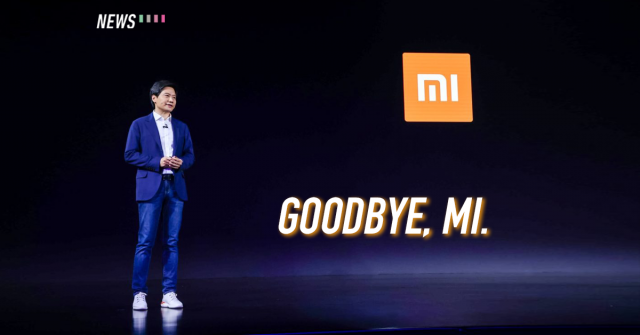 Xiaomi to remove Mi brand from its smartphones