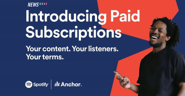 Spotify to introduce paid content for podcasts this 15 September