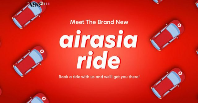 AirAsia Ride e-hailing service launched: Lets you request rides from pilots and cabin crew