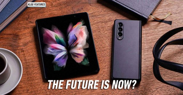 Interview: Samsung shares reasons why the Galaxy Z Flip3, Fold3 and Galaxy Watch4 products are important in 2021