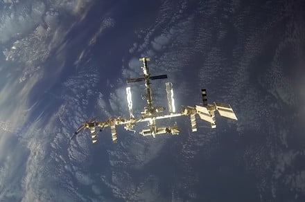 Watch these ISS astronauts highlight incoming space experiments