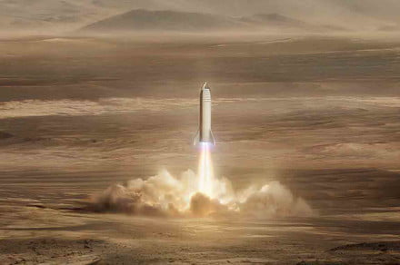 Humans could safely travel to Mars if the mission is less than four years