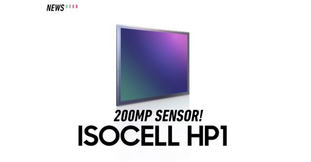 Samsung introduces ISOCELL HP1 sensor with 200MP photography capability