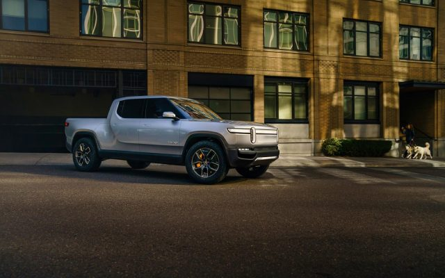 Rivian's electric pickup and SUV officially have over 300 miles of range