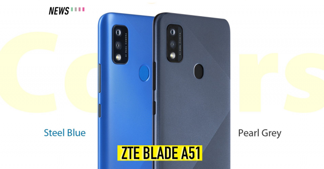 ZTE Blade A51: Budget smartphone launched and priced below RM500