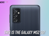Samsung Galaxy M52 5G leaked ahead of launch, sporting a 120Hz display