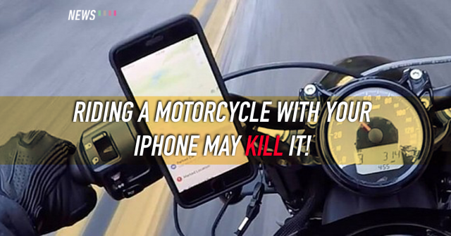 Your iPhone camera can be degraded by high-power motorcycle engines, Apple confirms