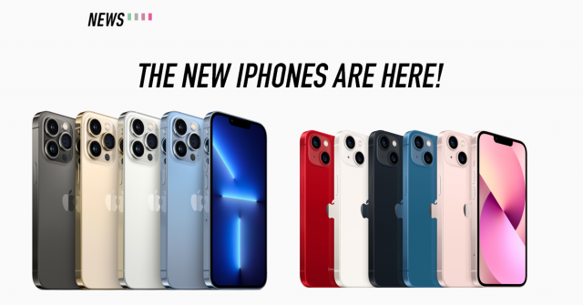 iPhone 13 lineup launched from RM3,399; Malaysia pre-order starts October 1