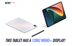 Xiaomi launches Xiaomi Pad 5 and more AIoT products