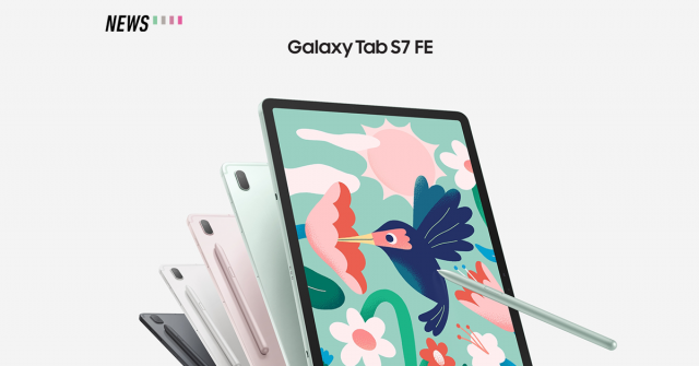 Samsung Galaxy Tab S7 FE announced in Malaysia from RM1,899