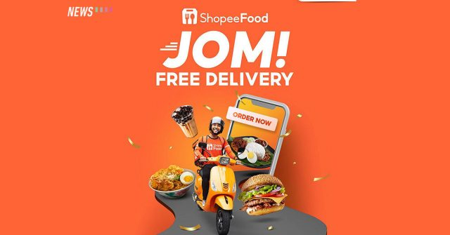 ShopeeFood now official, get RM8 and Free Delivery vouchers for a limited time