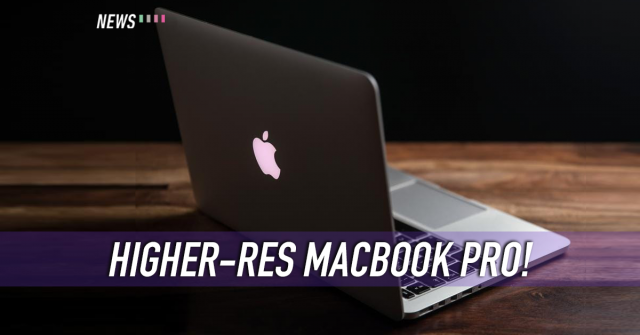 macOS Monterey beta hints at higher-res displays for the new MacBook Pro