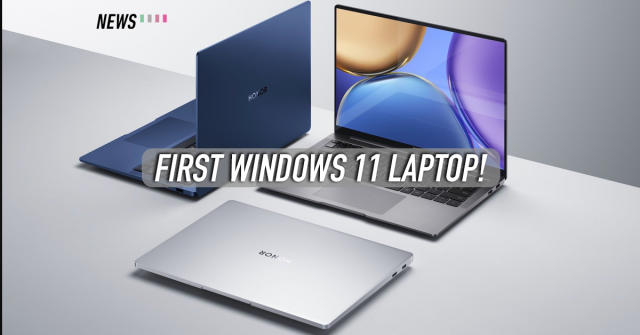 HONOR MagicBook V 14 launched with Windows 11 and Intel Evo