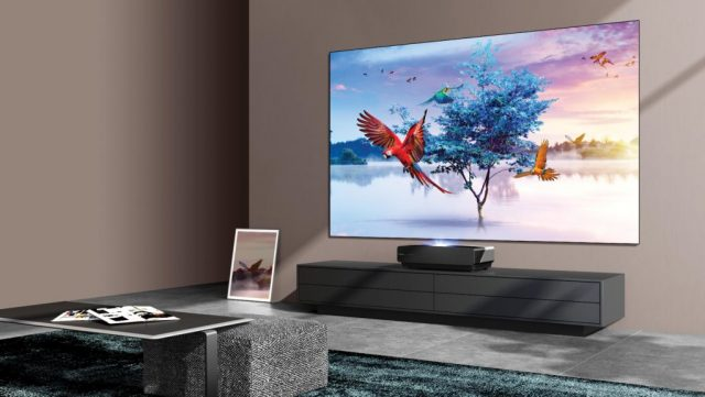 Enjoy a Stay-At-Home Cinema Experience with Hisense TV