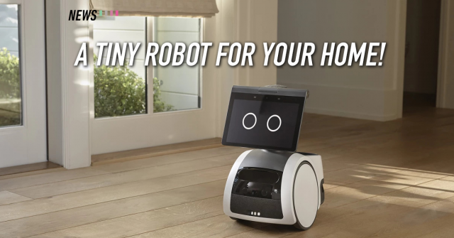 Astro: A home robot by Amazon that costs $1,000