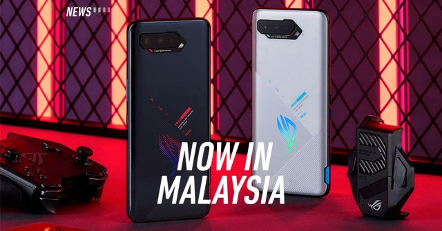 ASUS ROG Phone 5s series launched in Malaysia: Priced from RM2,999