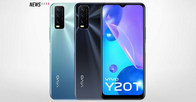 vivo Y20T launches with Snapdragon 662 and 5,000mAh battery