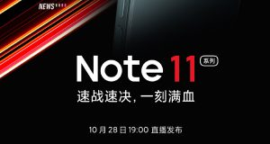Redmi Note 11 series and Redmi Watch 2 set to launch this October 28