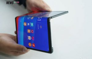 OPPO could introduce a foldable smartphone this November