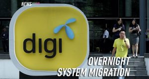 Digi system migration process will cause temporary disruptions and limit data speed
